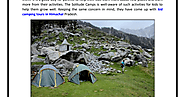 Kids Camping Tours in Himachal – Ideal Way for Your Kids to Enjoy Vacations