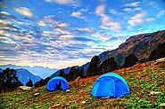 Enjoy Tour This Holiday Season at Campsite near Chandigarh and McLeodganj