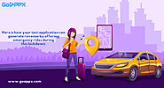 Uber Taxi Application