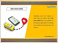 Automate your taxi business with our Uber clone app script! - GoAppX