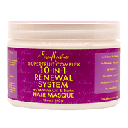 Shea Moisture 10 In 1 Masque Review
