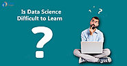 Data Science is Difficult to Learn! A Myth or a Truth? - DataFlair