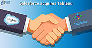 Deal worth 15.7 Billion? Why Salesforce has acquired Tableau - DataFlair