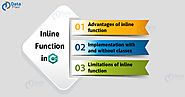Inline Function in C++ | An Important Ingredient for Programmer - DataFlair