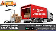 Loading Gadi Packers & Movers Indore. | AnyImage.io