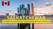 Saskatchewan expands in-demand list