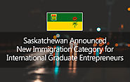 Saskatchewan Announces New Immigration Category