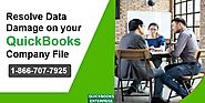 Resolve Data Damage on your QuickBooks Company File