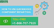 A Quick Guide to Download and Use QuickBooks Component Repair Tool