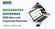 QuickBooks Enterprise 2019 - New and Improved Features on It