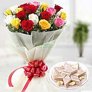 Buy/Send Flowers and Sweets online With Yuvaflowers at Best Price