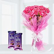 Send Flowers to Gurgaon with Yuvaflowers at Best Price