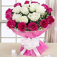 Send Flowers to Hyderabad Through YuvaFlowers