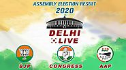 Delhi assembly election result: BJP's Dharambir Singh is ahead by just under 200 votes