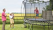 Learn How children Indoor Trampolines Encourage Health- Read this Blog