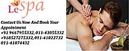 Book Best Body Massage For Relax Your Soul And Body