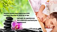 Remove Pain From Body With Full Body Massage In Delhi By Le Spa