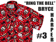 "Bryce Harper ""Ring the Bell"" Themed Shirts - Phillies Gear"