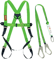 Guidelines and Importance of Full-body Harness Inspection