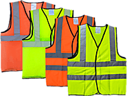 Safety Jacket Suppliers In UAE
