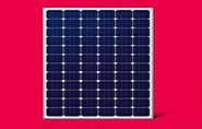 Monocrystalline Solar Panels Suppliers, Manufacturers , Products & Dealers