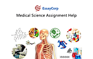 Online Medical Science Assignment Help - Health Assignment Help
