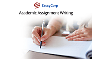 Academic Assignment Writing Help from Assignment Writing Experts