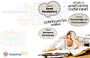 Get help with english assignment & homework from experts