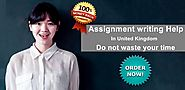 Assignment Help United Kingdom - Get Help with Assignments Writing in UK