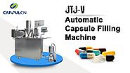 Semi-Automatic Capsule Filling Machine JTJ-V
