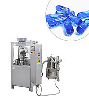 Automatic Liquid Capsule Filling and Sealing Machine
