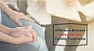Difference Between Male and Female Fertility Treatments - Sunflower Women's Hospital
