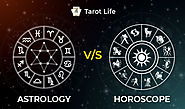 Basic Differences Between Astrology & Horoscope | Tarot Life