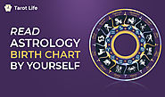 How To Read and Analyse The Astrology Birth Chart | Tarot Life