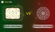 What Is The Difference Between Vedic And Western Astrology