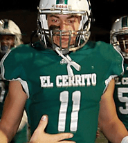 LB Jason Brooks (El Cerrito) 6-3, 210