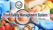 Requirements for Food Safety Management System Certification