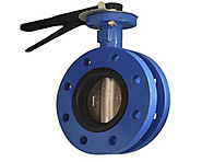 Ridhiman Alloys is a well-known supplier, dealer, manufacturer of Flanged Butterfly Valves in India