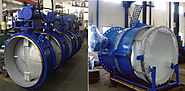 Ridhiman Alloys is a well-known supplier, dealer, manufacturer of Buttwelded Butterfly Valves in India