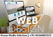 Website designing Company Ghaziabad | http://nexusmediasolution.com/website-designing-company-ghaziabad.html
