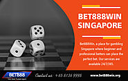 Bet888win Singapore | Call - 65 8136 9998 | bet888win.org