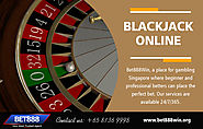 Blackjack Online | Call - 65 8136 9998 | bet888win.org