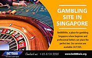 Gambling Site in Singapore | Call - 65 8136 9998 | bet888win.org
