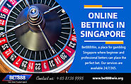 Online Betting in Singapore | Call - 65 8136 9998 | bet888win.org