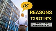 05 Reasons Why People Choose Commercial Real Estate Sectors in Dandenong