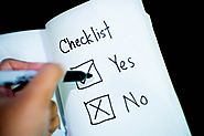 5 Checklists for a Proper Inspection of a Car