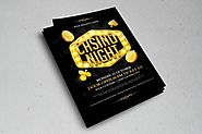 20+ Best Casino Flyer Templates - PSD, AI, EPS Format - Templatefor