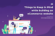 5 Things to Keep in Mind for Building an eCommerce Website - EngineerBabu