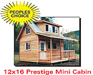 Aurora Quality Buildings - Custom Mini Cabins and more for over 30 years!
