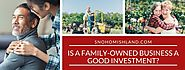 Is a Family-Owned Business a Good Investment? Snohomish Land